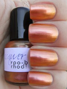 Lilacquer Roo-Bee Rhod