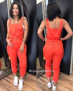 Megan 4, Tumblr Fashion, Feminine Style, Jumpsuit, Parachute Pants, Casual, How To Make, Outfits, Clothes