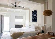 Brooklyn designers Studio Tack are experts in renovating tired hospitality joints. Take Scribner's Catskill Lodge, for example, a mountain lodge in Brooklyn, Serene Bedroom, New York Studio, White Barn, Upstate New York, Hotel Reviews, Living Spaces, Interior Design, Furniture