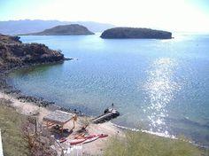 Baja de Conception - Mulege, Baja California Sur, Mexico