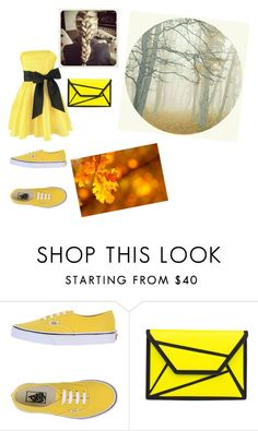 """""""Tonight we party"""" by meyou-ii ❤ liked on Polyvore featuring Vans"""