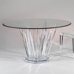 Shahrooz Crystals Dining Table 60 ' 5200.00