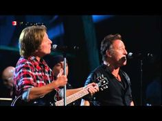 Bruce Springsteen & John Fogerty : Pretty Woman (HQ)
