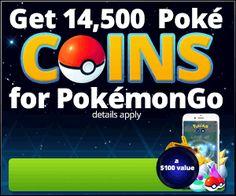 Sweepin N  More: Pokémon GO - Win Poké Coins!