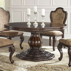 38 Sto Ideas Table Furniture Round Pedestal Dining Table