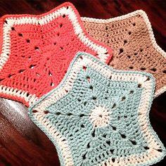 STARFISH!!! Let's do the dishes! #crochet #starfish #crafts #crocheting #knitting #crochetersofinstagram #knittersofinstagram #crocheted #artsandcrafts #oceanlife #summer #summerhome #ocean #instalike #instapic #picoftheday #artsy #crochetgeek #crochetlove #turquoise #coral #sealife #dishcloth #homedecor #diy #diycrafts by jazzzhandmadecreations