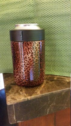Cheetah Dipped Yeti Koozi by SkinsandSkulls on Etsy Hydro Dipping, Yeti Cup, Cheetah, Dips, Trending Outfits, Unique Jewelry, Handmade Gifts, Vintage, Etsy