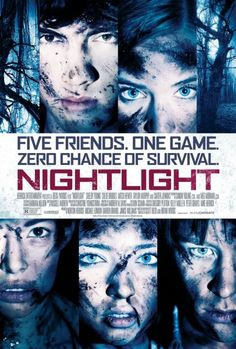 Watch Nightlight 2015 Online for free. Five friends play a game in a ''mysterious'' forest with a long history as a beacon for troubled young people contempl. Halloween Movies, Scary Movies, Horror Movies, 2015 Movies, Popular Movies, Movie Theater, Movie Tv, Bryan Wood, Peliculas Audio Latino Online