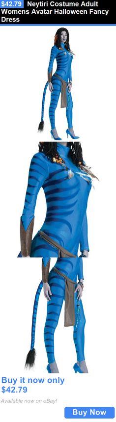 Halloween Costumes Women: Neytiri Costume Adult Womens Avatar Halloween Fancy Dress BUY IT NOW ONLY: $42.79