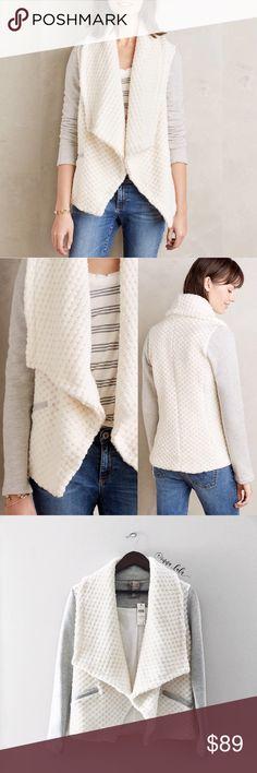 Selling this 🆕 dolan Shawled Tess Drape Front Jacket on Poshmark! My username is: inna_lala. #shopmycloset #poshmark #fashion #shopping #style #forsale #Anthropologie #Sweaters