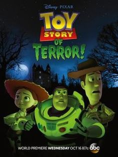 Toy Story of Terror! - Wikipedia