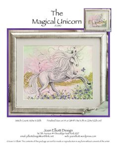 JE.080_The Magical Unicorn_1/4