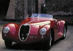 1940 Alfa Romeo 6C 2500 SS 'Torpedino Brescia'  #alfa #alfaromeo #italiancars @automobiliahq