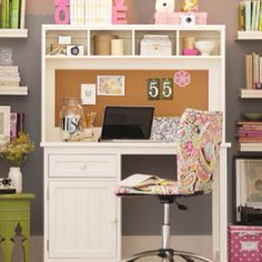 Pottery Barn Teen desk