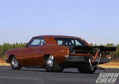 66 SS CHEVELLE
