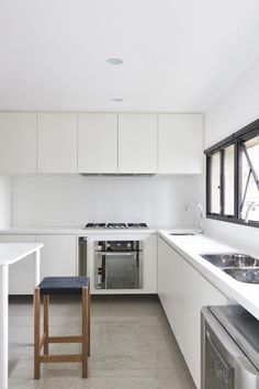 Kitchen | Apartmento Villa Lobos by Felipe Hess | Est Living