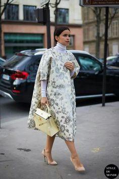 Fashion Icon Miroslava Duma