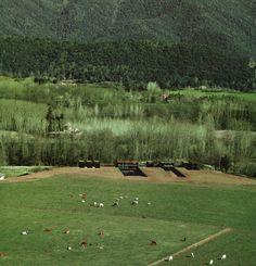 "Casa Rural - La Vall de Bianya Spain - 2000-2007 - RCR Aranda Pigem Vilalta +42°13'5.52"", +2°25'35.52"""