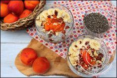 [On aime] Chia pudding noisette et abricots – sans lactose - Un siphon fonfon @Unsiphonfonfon