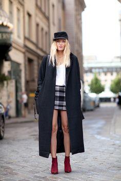 Street Style Spring 2013: Stockholm Fashion Week