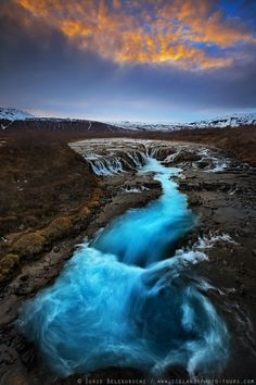 Bruarfoss. by Iurie  Belegurschi on 500px
