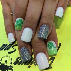 designsnailspa ST Patrick'S DAY #nail #nails #nailart