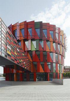 Kuggen – Wingårdh Arkitektkontor