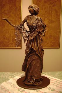 Lucy H. Anglin - Fabric Sculptures