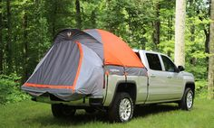 Compact Size Truck Tent | Camp Right Truck Tents | Pick Up Bed Tent - Truck Tents (5' - 8')