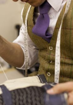 Bespoke tailoring Men's fashion and style