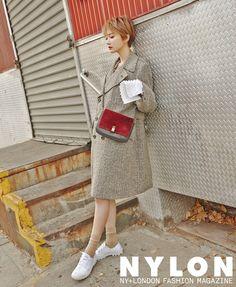Go Joon Hee Nylon Korea December 2015 Look 2