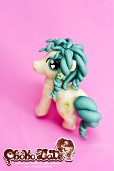 Detailed step by step tutorial on how to create a little pony by Chokolate