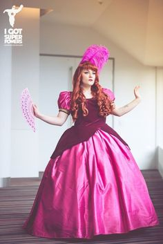 pumpkinspicedbooty:  Anastasia Tremaine ( Cinderellas Ugly step sister) Cosplay by ComicBait Cosplay.Photo by Charlie at igotsuperpowers <3 <3I wore this to AVCon Anime and VideoGame Convention this year in adelaide and I felt majestic as hell