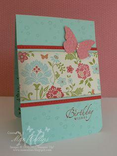 Mae's Cachet: Birthday Cards