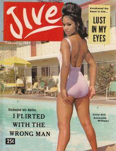 Vintage African-American Magazines