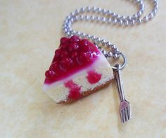 Hey, I found this really awesome Etsy listing at https://www.etsy.com/listing/62382905/polymer-clay-cheesecake-necklace-with