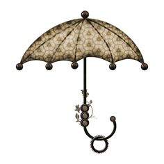 KMRD-Steampunk-tag-livingonsteam.png ❤ liked on Polyvore featuring steampunk, umbrellas, props and filler