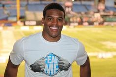 My boyfriend has a serious man crush on Mr. Cam Newton. I firmly believe he likes him more than he likes me... HaaA