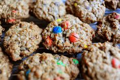 """The Pioneer Woman, Ree Drummond's """"Monster Cookies"""""""