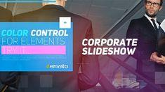 Minimal Promo Corporate by _markon_ on Envato Elements
