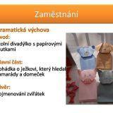 Téma Ježek a Jablíčko - Mateřská škola Sluníčka Shopping