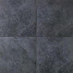 Continental Slate Asian Black 6x6