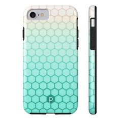 Mermaid Honeycomb Phone Case