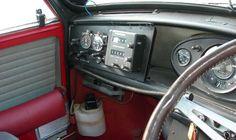 Consulting Automotive :: 1965 ex-works BMC Morris Mini Cooper S Classic Mini, Classic Cars, Red Mini Cooper, Road Rally, Austin Healey Sprite, Mini One, Mk1, Car Detailing, Video Photography