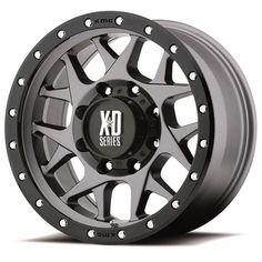 KMC XD-SERIES WHEELS  rims 16 inch