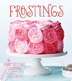 Frostings!!! (plus a recipe you'll want topping your next cupcake)