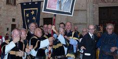 i vincitori del Palio de San Rufino ad Assisi