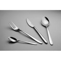 Príbor SOLA Callisto CNS lesklý, 24 dielna sada Tableware, Heart, Dinnerware, Tablewares, Dishes, Place Settings, Hearts