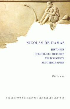 Source: Nicolas de Damas Histoires. Recueil de coutumes. Vie d'Auguste. Autobiographie Auguste, Movie Posters, Place, Texts, World, Film Poster, Billboard, Film Posters