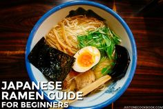 Ramenラーメン has taken the world by storm, but how much do you know about it? Read this Japanese Ramen Guide to test your knowledge!
